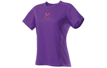 Haglfs Gee Q t shirt Femme violet